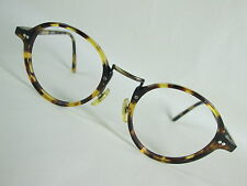CALVIN KLEIN Prescription Glasses FRAMES CK 604 Made in Italy Round Tortoise