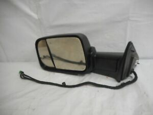 2019 2020 Ram 2500 3500 Left LH Side Towing Mirror Heated W/ Blind Spot OEM