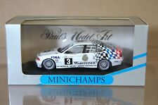 MINICHAMPS 430 942003 BMW 318i COUPE ADAC TW CUP 1994 A BURGSTALLER CAR 3 nd