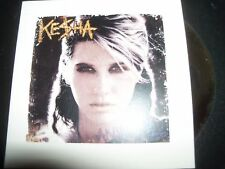 Kesha Animal Australian (Clean Edit) Promo Album CD