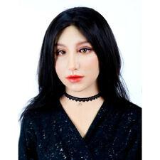Silicone Female Headgear Crossdresser Gel Headgear Transgender Cosplay permanent