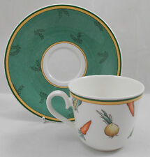 Villeroy & and Boch A LA FERME cup and saucer