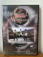 Medicine Ball Workout with Siberian Sandbox RARE (DVD) USA/CANADA NEW