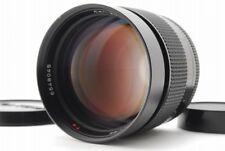 【B V.Good】 CONTAX Carl Zeiss Planar T* 85mm f/1.4 AEG Lens CY From JAPAN R3454