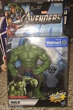 "Marvel Legends 6"" Walmart Exclusive HULK Figure Mighty Avengers Movie Series"