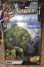 "Marvel Legends 6"" Walmart Exclusive HULK Figure Mighty Avengers Movie Series"