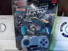 Air Hogs Flight Deck Simulator Plug And Play New 2007 Flight Lessons 3D Planes