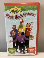 Wiggles, The: Wiggly Wiggly Christmas (VHS, 2000)