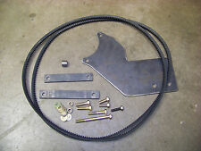 AIR CONDITIONING COMPRESSOR MOUNT KIT FOR MILITARY TRUCK DEUCE M-35 M-109