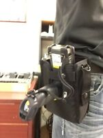 LXE MX7 Series Universal Hip Holster with Belt