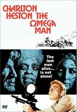 The Omega Man. Classic Heston Sci-Fi. New In Shrink!