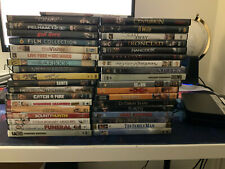 Lot of 37 Used ASSORTED DVD Movies - 37 Bulk DVDs - Used DVDs Lot - Wholesale
