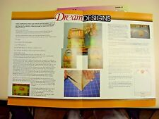 Embroidery Designs, OESD Dream Designs, SUMMER MYLAR MAGIC, New In Package