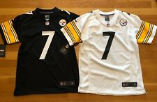 Steelers NIKE youth Ben Roethlisberger jerseys multiple styles sizes Pittsburgh