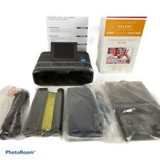New In Box Selphy Cp1300 Compact Photo Printer with Rp-108 Ink/Paper Set Bundle