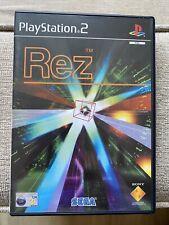 Rez (PS2) PlayStation 2