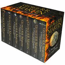 Game of Thrones Box Set 7 books