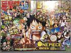 Weekly Shonen Jump 2021 No.3,4&5,6 One Piece Episode 999-1000 Poster Japan Manga