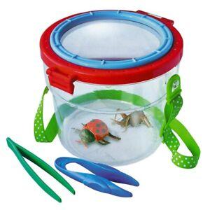 Eduk8 Giant Magnifying Bug Pot - Mini Aquarium Tadpoles   Collecting Nature Life