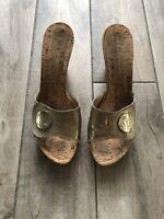 Beautiful Stuart Weitzman Wedge Women's Sandals Slide Sandal Women's Fashion