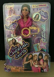2007 Disney The Cheetah Girls Aqua Doll Figure In Concert Collection NRFB