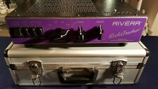 Rivera RockCrusher Guitar Amp Attenuator Squeeze all the juiciness at low volume