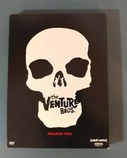The Venture Bros. - Season 1 (DVD, 2006, 2-Disc Set)