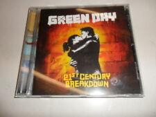CD     Green Day  – 21st Century Breakdown