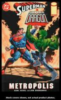 Superman & Savage Dragon: Metropolis 1 DC 1999 VF/NM
