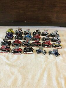 1993 Sprint Car Racing Series Racing Champions 1:64 Scale 23 With Stands