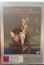 MIDNIGHT EXPRESS RARE DVD ALAN PARKER FILM BRAD DAVIS TRUE STORY DELUXE EDITION