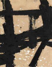 Franz Kline Jackson Canvas Print 16 x 20    #4143