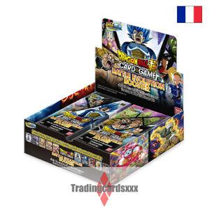 Dragon Ball Super Card Game - Boite 24 Boosters EV01 : Battle Evolution Booster