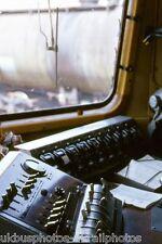 OBB 1Do1 loco 1118.01 Drivers cab, 1968 Austrian Rail Photo ER1160 a