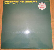 ralf towner with glen moore trios solos