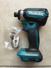 "NEW MAKITA XDT13 LITHIUM 18V BRUSHLESS IMPACT DRIVER 1/4"" HEX  'BARE TOOL XDT13Z"