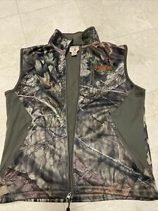 Red Head Vest Size M Preowned But Very Good Condition