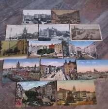 Lot / Konvolut 13 alte AK Köln / Cöln 1907-1920@alle mit Straßenbahn@teils color