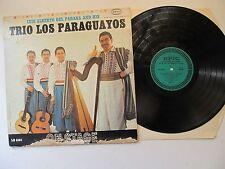"""Trio Los Paraguayos  On Stage 12"""" Lp Louis Alberto Epic LN 3594  Mono Canada"""