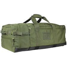 Condor 161 Tactical Military Colossus Duffle Shoulder Backpack Bag Case OD Green