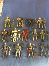 Hasbro Loose GI Joe Classified Loose Lot Firefly Jaye Cobra Island Infantry
