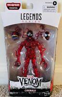 "Hasbro Marvel Legends Venom Series Carnage 6"" Action Figure BAF Venompool"