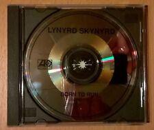 Rare CD single Atlantic promo only LYNYRD SKYNYRD Born To Run