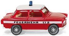 Wiking 086124 - Feuerwehr Trabant 601 S (1:87)_NEU/OVP