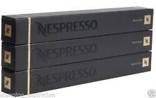 30 NUOVO BACCELLI Nespresso Ristretto Capsule Caffè Espresso Gamma UK