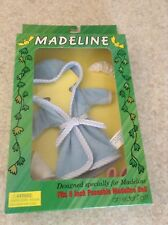 "Madeline & Friends 8"" Clothes 'Splish Splash' Outfit - 1998 - Nrfb - Eden"