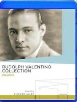 Rudolph Valentino Collection: Volume 1 [New Blu-ray] Silent Movie