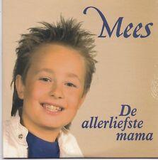 Mees-De Allerliefste Mama cd single sealed