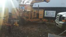 Vermeer Bc1250 A Wood Chipper Low Hours