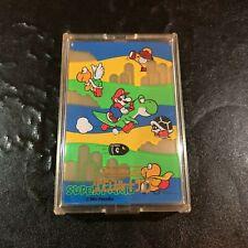 NINTENDO Super Mario World Trump Deck Card COMPLETE JAPAN RARE